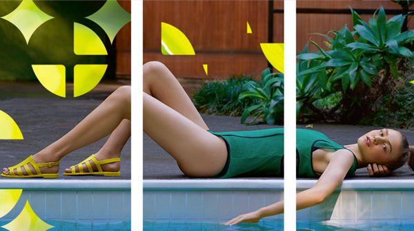 Coleção Melissa Primavera-Verão (3)