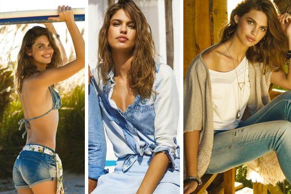 Coleção Salsa Jeans Primavera-Verão (1)