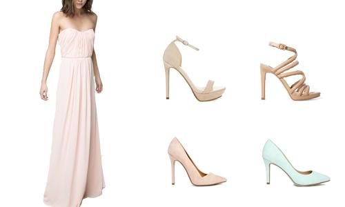 Como Combinar Vestidos com Sapatos (4)