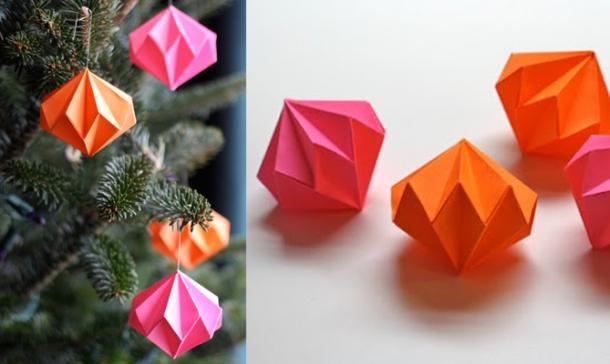 enfeites de natal para jardim passo a passo : enfeites de natal para jardim passo a passo:Enfeites de Natal: como fazer uma árvore de fitas passo a passo