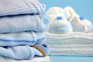 Como Lavar Roupa de Bebé