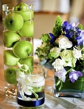 Decoração Mesas Casamento - primavera