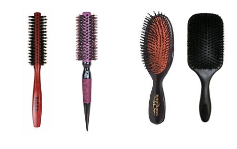 Escovas de Cabelo para Cada Tipo de Cabelo (3)