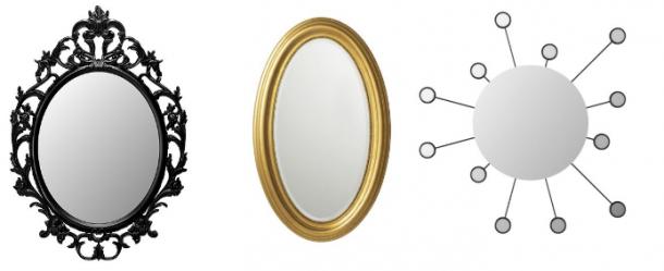 formatos espelhos ike