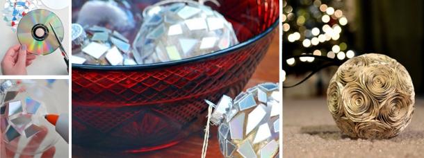 Ideias de Decoração Reciclada para o Natal (2)