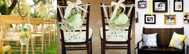 Ideias Simples e Fáceis para a Decoração de Casamento (3)
