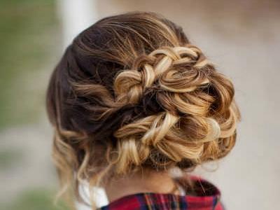 Penteados de Casamento para Cabelos Compridos (2)