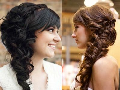 Penteados de Casamento para Cabelos Compridos (5)