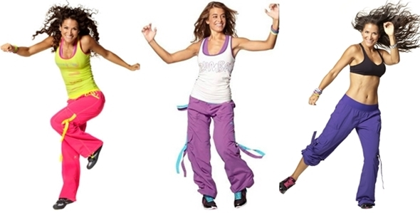 Roupa de Zumba Fitness - larga
