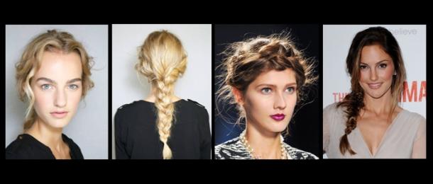 Sugestões de Penteados para a Primavera 3