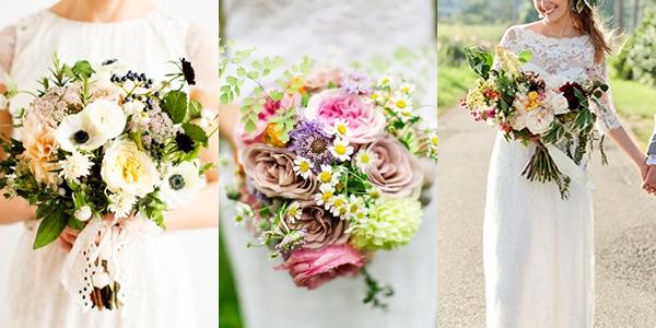 Sugestões Originais de Bouquets de Noiva 4