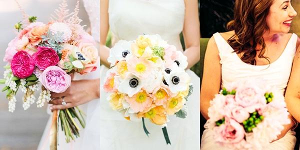 Sugestões Originais de Bouquets de Noiva 5