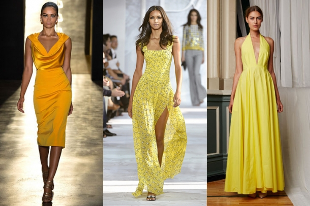 Tendências de Vestidos Primavera-Verão (2)