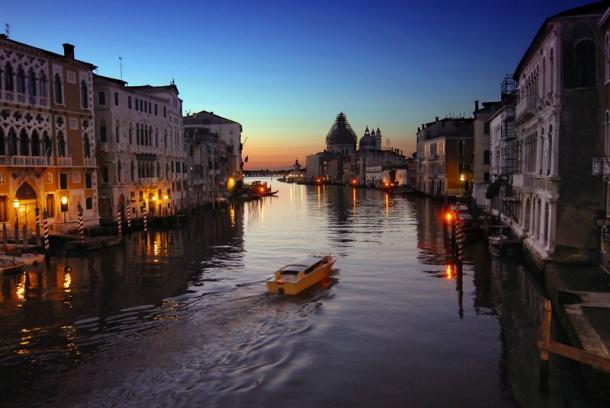 Veneza, Itália - Destinos Românticos na Europa
