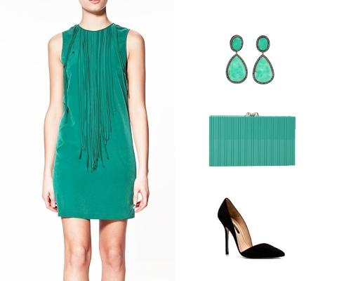 Vestidos com Franjas: Opções para Diferentes Ocasiões (4)