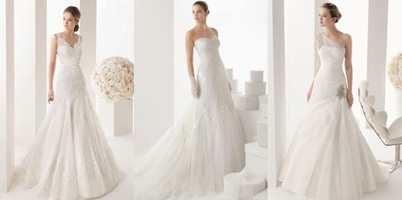 Vestidos para Casamento Civil - clássicos