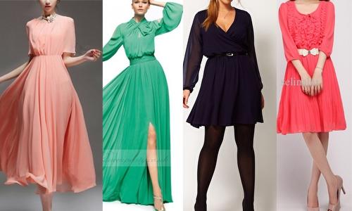 Vestidos que Ajudam a Disfarçar Braços Gordos (2)